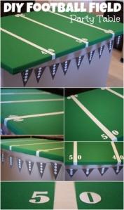 diy football table