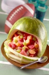 fruit helmet