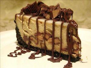 pb cheesecake