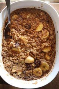 PB oatmeal
