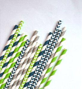 seahawks color straws
