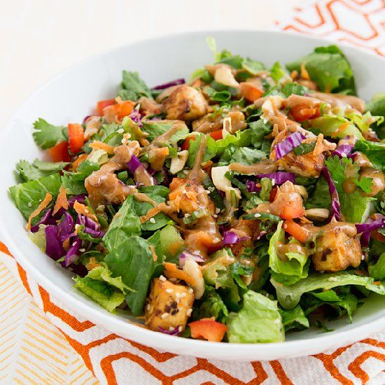 chopped power salad