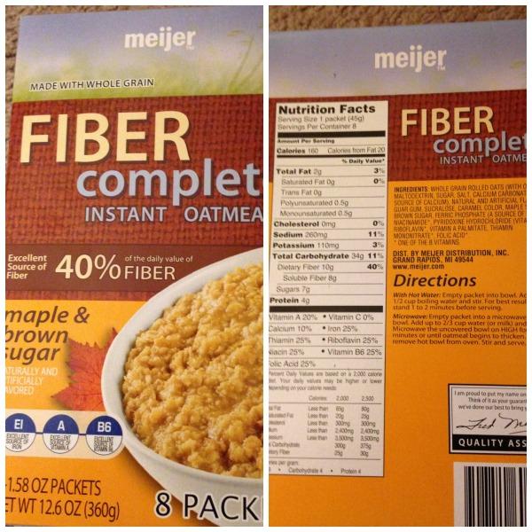fiberoatmeal