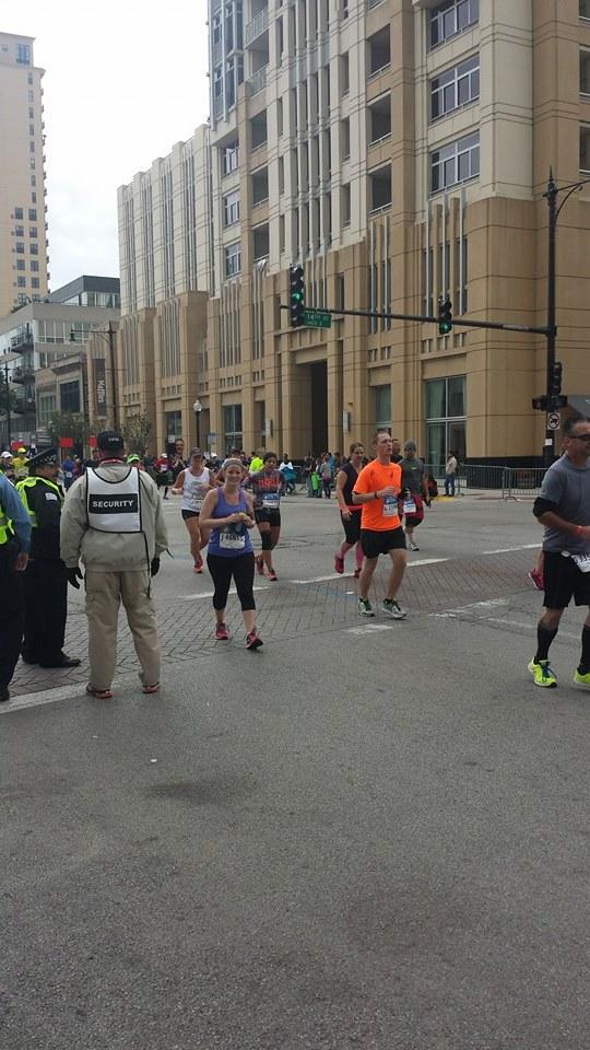 marathon mile 25 chicago
