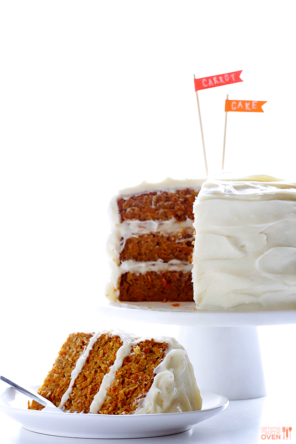 carrot cake national cake day