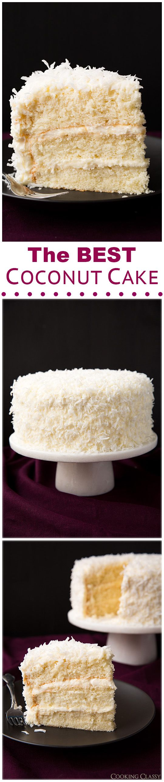 coconut cake recipe national cake day