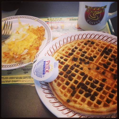 waffle house valdosta georgia breakfast of champions titletown usa