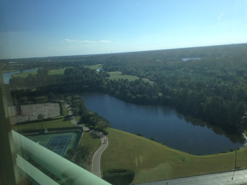 j.w. marriott hotel room view grande lakes resort orlando