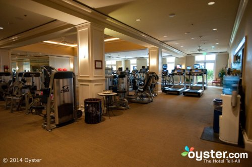 jw marriott grande lakes fitness center resort orlando