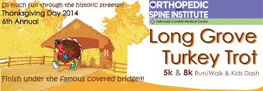 long grove turkey trot 2014