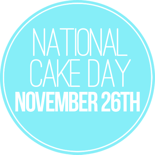 national cake day november 26