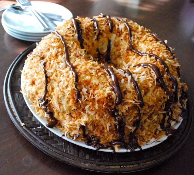 samoa bundt cake recipe national cake day