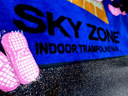 sky zone socks elmhurst indoor trampoline park sky fit fitness class