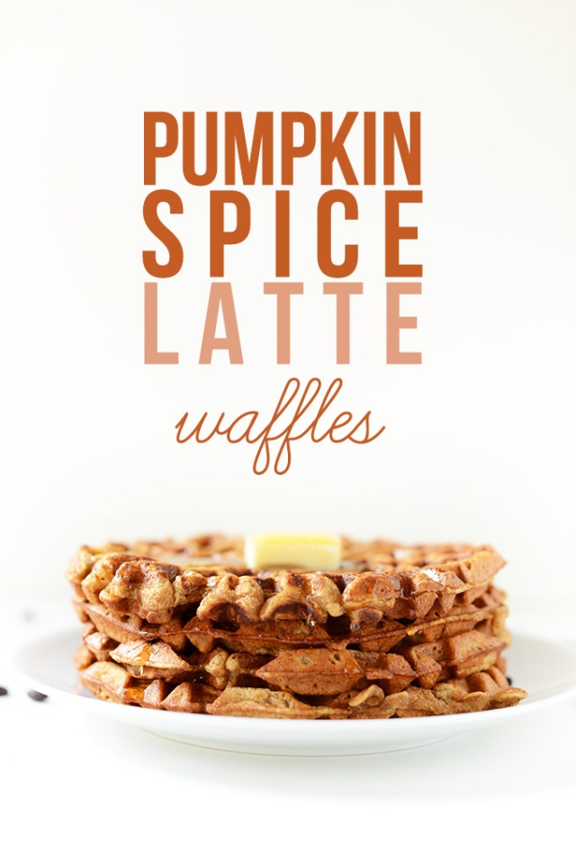 Pumpkin-Spice-Latte-Waffles